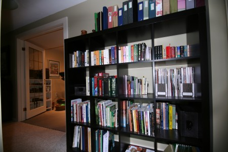Lots of books to read